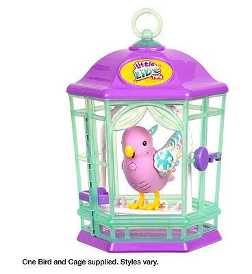 Little Live Pets Bird Cage